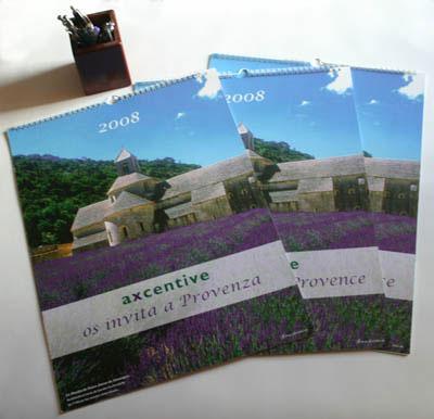 imprimeur de calendrier marseille