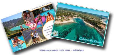 edition de cartes postales aix