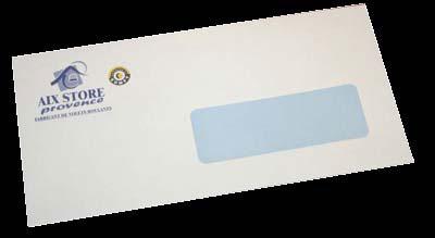 Imprimerie d'enveloppes
