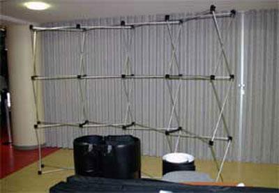 structure stand 4 par 3 marseille