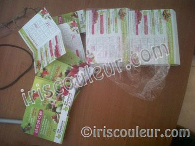 Impression De Cartes Visite Et Plastification Matte A Aix En Provence