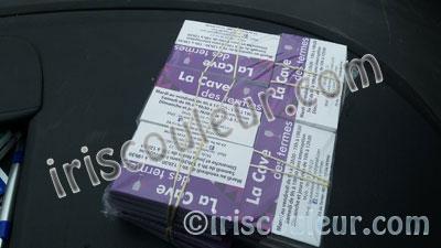 Imprimeur Imprimerie Impression Cartes De Visite Boite Plastique